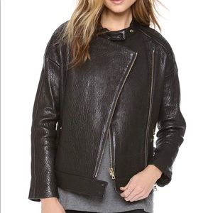 J Brand Ready to Wear Dorothy Leather Jacket